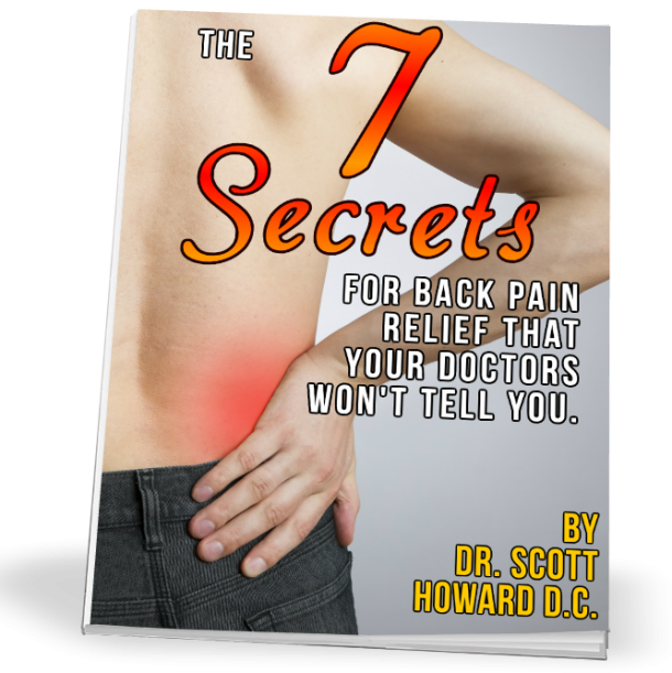 7 secrets back pain 3d cover